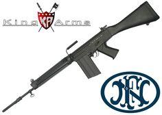 King Arms FN Herstal FAL Full Length