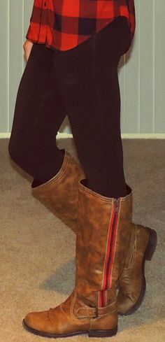 I want her boots!