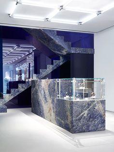 Kenzo's creative directors craft Milan flagship store