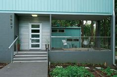 Container House Design by Debbie Glassberg