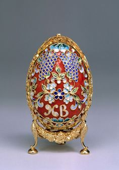 Instead of the Cadbury kind, here's a look at a few bejeweled versions worth millions and millions.