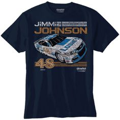 Jimmie Johnson Hendrick Motorsports Team Collection Youth Lowe's Darlington T-Shirt - Royal