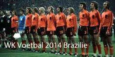 Overhemden voor het WK voetbal 2014 in Brazilie