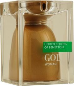 United Colors Of Benetton Gold By Benetton For « Impulse Clothes