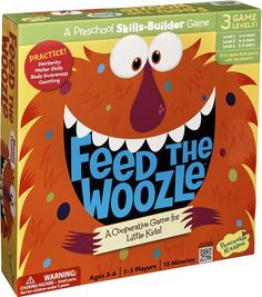 A list of fun board games appropriate for 3 year old kids (boys and girls)