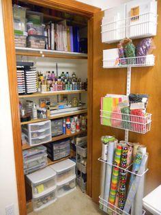 Organized at LAST!http://glitterandbonbons.blogspot.com/