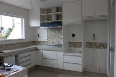 Drawers down, cabinets up Kitchen Room Design, Kitchen Cabinet Design, Home Decor Kitchen, Kitchen Furniture, Kitchen Interior, Small House Interior Design, Kitchen Installation, Diy Kitchen Cabinets, Diy Bathroom Decor