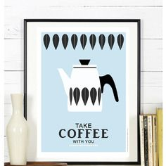 Affiche scandinave r tro appareils photo t l charger d coration - Affiche design scandinave ...