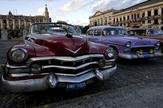 Cool Cool Cool Cuban Cars...  #Cuba #Cars #Classics