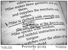 How To Be A Proverbs 31 Woman (Part Two)