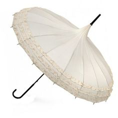 Need a wedding umbrella or a number of bridal umbrellas for weddings? Make sure that special day is perfect, be prepared for all possibilities. Come rain or shine, we can help!