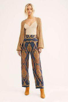 1e1019de099 Slide View 1  The Morgan Trouser Boho Outfits