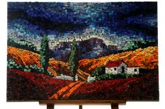 mosaic landscape | Posted by Kathy van der Velde on January 27, 2012 at 13:00 2 Comments ...