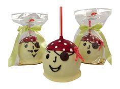 Pirate Gourmet Chocolate Apple