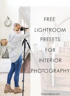 Looking to improve your photography? Whether you're a blogger, an interior designer, a real estate agent, or just a homeowner who wants to capture your space beautifully, I've got tips and tricks to help you achieve incredible interior photographs. #realestatephotography #interiorphotography #photographytips #lightroompresets #lightroom
