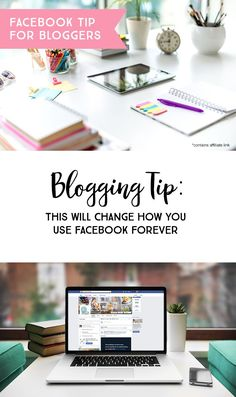 This Will Change How You Use Facebook Forever *This one simple trick has completely changed how I approach my blog FB page. Brilliant.