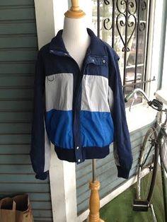 Vintage 1980's Alpine design zip up jacket by CerealVintageThrift, $30.00