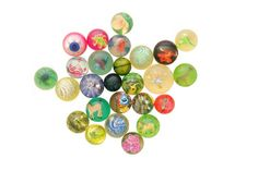 #0012 Bouncyballs - collections - Obsessionistas - collectors & their collections