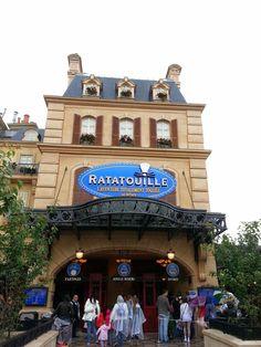 Dreampatricia...sogni d'oro: Ratatouille, the ride, Disneyland Paris