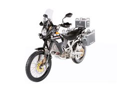 CCM GP450 - This #bike says #(EO)2 me all over it... specially in contrast to those funky looking boxes...