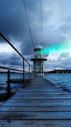 Macquarie Lighthouse, Sydney, Australia