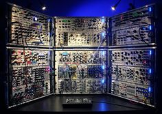 David Kristian - Eurorack modular system. 051615