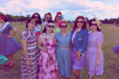 #PinupPicnicInThePark #PixieCosmina #JournauxDesFetichismes #summer #picnic #50'sstyle