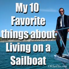 Our teenager Jaedin wrote a post about the 10 Things he likes about living on a sailboat. We live on a trimaran sailboat with our teens, dogs and cats! We love being a liveaboard family! Sailboat Living, Living On A Boat, Boat Organization, Liveaboard Sailboat, Sailboat Charter, Sailing Gear, Sports Wagon, Pet Gear, Pretty Beach