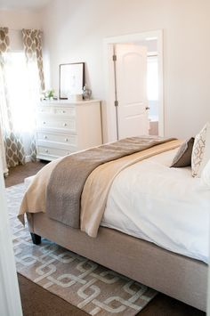 Ashley Winn Design: Before & After Master Bedroom