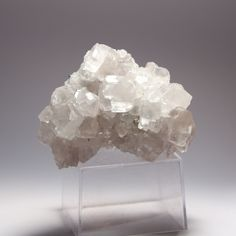 #Calcite is one of my favourite #minerals Partly because it chemically is the same as our bones #CaCO3 and because depite the fact that it is relatively common, due to its softness it is still rare to get a #beautiful #aesthetic #undamaged #specimen - kinda like us humans. #Silver Calcite from #SouthAfrica