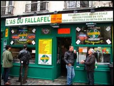 Eaten takeaway fallafels twice from this cafe in the Jewish quarter - very tasty street food.