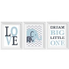 3in1 set, Love, Elephants, Dream Big Little One, PDF, Cross Stitch Pattern, Nursery Gift, Newborn Baby, No.158 This is a digital item. The PDF file of the pattern will be available for instant download once payment is confirmed. Instant Digital Download: 3 ZIP included. You can use the best of you. ♥ ♥ ♥ ♥ You can find more baby-children patterns here: https://www.etsy.com/shop/NikkiPattern?ref=hdr_shop_menu&section_id=18946799 You can find more elephan...