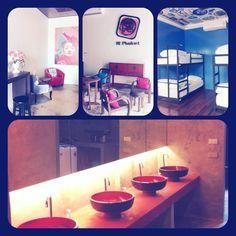 Now Available....!!! Chinese Chic Style Hostel...@ Phuket contact : www.aiphukethostel.com
