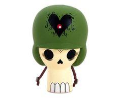 All Vinyls | Soldier Skull