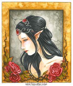 Princess by LiquidFaeStudios on deviantART