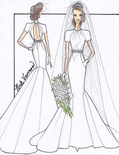 #NickVerreos for Kate Middleton