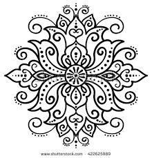 Bildresultat för lotus mandala designs
