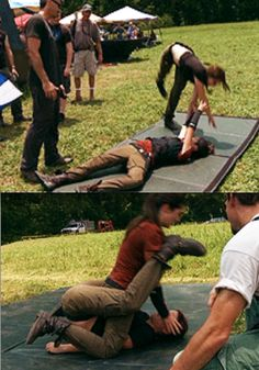 #hungergames #behindthescenes  Jennifer: Don't worry sweetie, you can put your entire body weight on me!  Isabelle: This is my entire body weight!  Jennifer: OH YOU'RE LIKE A CHIHUAHUA! (click for GIF)