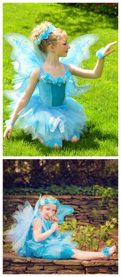 Click here to shop Periwinkle Fairy Tutu Dress Costume from Tinker Bell and Friends by Ella Dynae, $220.00 https://www.etsy.com/listing/156345176/periwinkle-fairy-costume-tutu-dress?ref=shop_home_active_11 #disney #tinkerbell As seen on The Secret of the Wings and The Pirate Fairy.