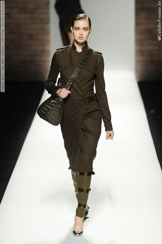 Military 2013 Fashion Trends for Women