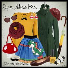 mario bros fashion | mario_bros_fashion.jpg