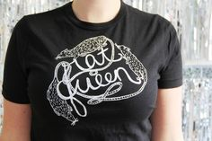 Rat Queen T-Shirt Unisex Sizes XS-XXL by ModernGirlBlitz on Etsy