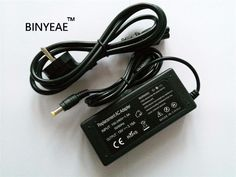 19V 3.16A 60W AC Power Supply Adapter Charger for Samsung NP-RV510-A01US RV510-A01 RV510 Laptop Free Shipping