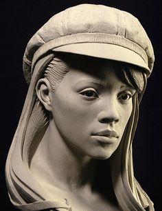 Portrait Sculpture Gallery - PCF Studios
