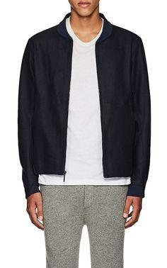 Arc'Teryx Veilance Haedn Wool-Blend Bomber Jacket | Barneys New York