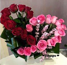 33 Beautiful Valentine Flower Arrangements That You Will Like - Flowers are one of the most popular gifts given and sent on Valentines day. Sons buy a pretty posy for their mom, boys buy them for their girlfriends,. Valentine's Day Flower Arrangements, Rosen Arrangements, Funeral Flowers, Wedding Flowers, Wedding Bouquets, Bouquet Flowers, Orchid Flowers, Church Flowers, Valentines Flowers