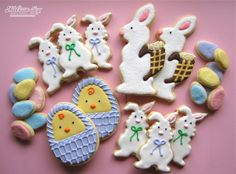 A couple dozen Easter from Melissa Joy past