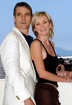 "Jeremy Irons & Patricia Kaas in the film ""and now ... ladies and gentlemen"" (2002)"