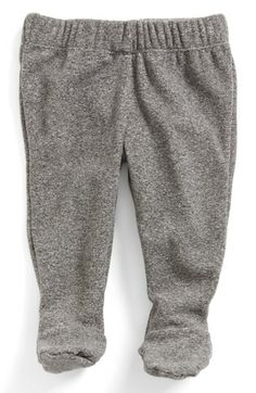 The North Face 'Glacier' Footed Pants (Baby Boys) available at #Nordstrom