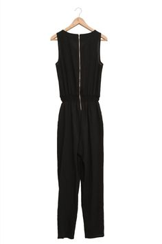 Sveekery Elegant Overall in 3 different fabrics - Tencel, Tencel-Cotton and Cotton-Crepe. You can wear this overall casual with sneakers or business like with a Ethical Fashion Brands, Different Fabrics, Luxury Branding, Berlin, Jumpsuits, Organic Cotton, Overalls, One Piece, Silk